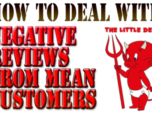 How To Deal With Mean Customers Leaving Negative Reviews?