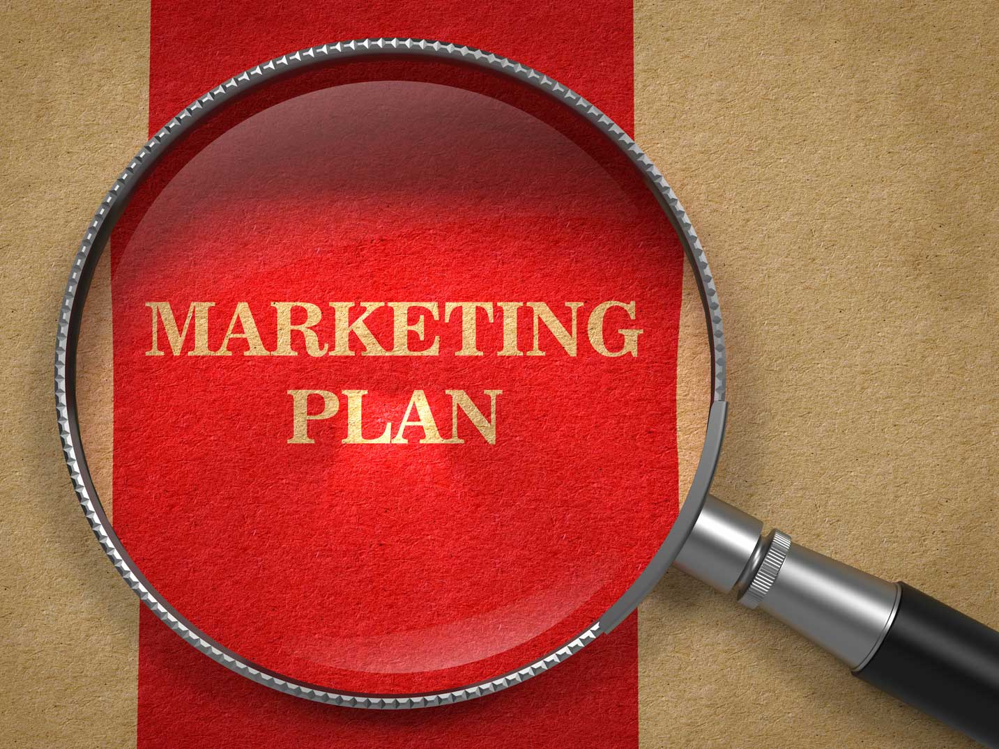 Marketing Plan For Small Businesses
