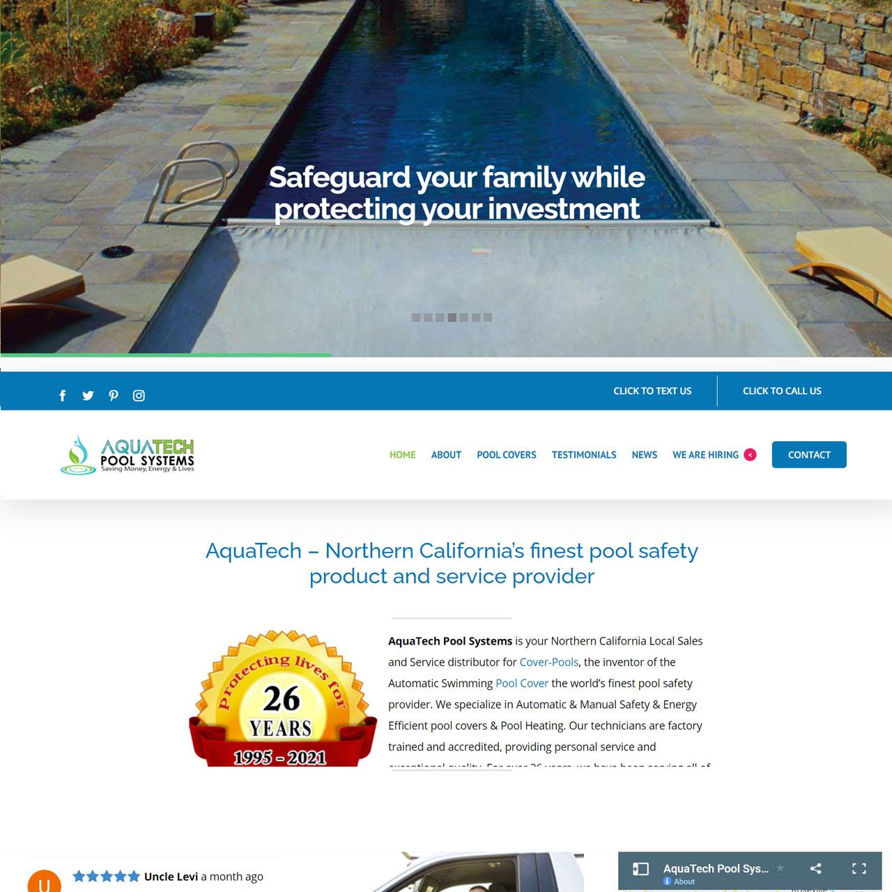 Aquatech Screenshot
