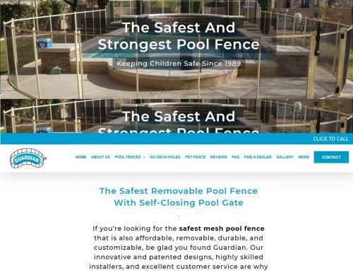 Guardian Pool Fence