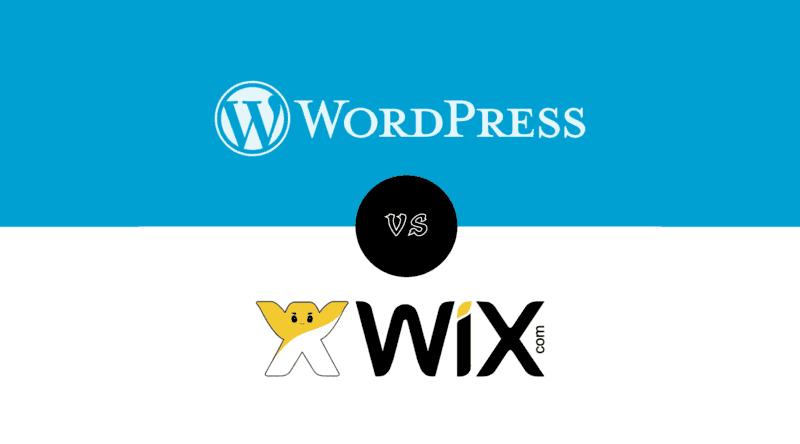 Wix vs Wp in 2020
