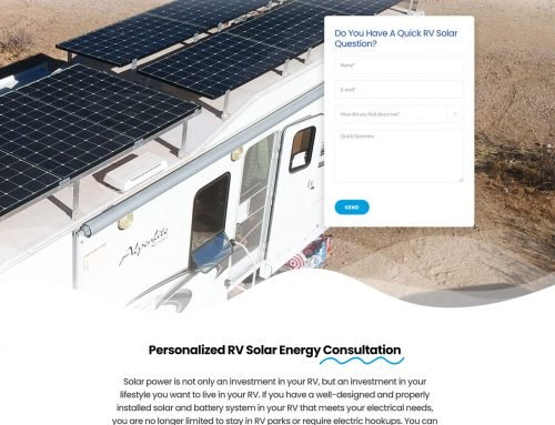 RV Solar Consulting